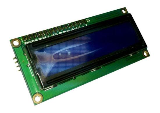 Модуль дисплея 1602 с адаптером I2C