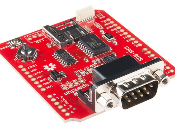 Sparkfun Can-BUS Shield