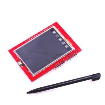 """Плата расширения - дисплей LCD-TFT 2,4"""" Shield"""