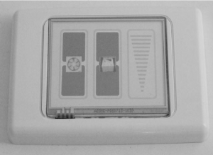 Сенсорный дисплей с изображениями