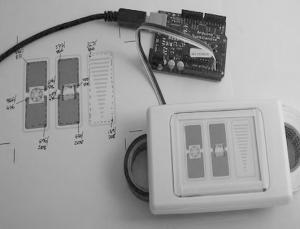 Калибровка сенсорной панели