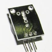Модуль активного зуммера KY-012
