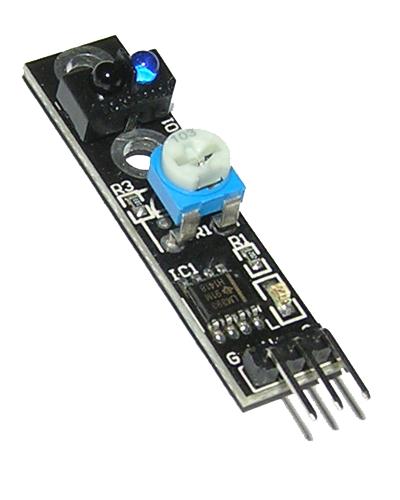 Модуль фотодатчика отражения светового луча KY-033