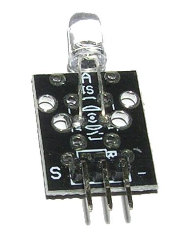 Модуль мигающего светодиода KY-005