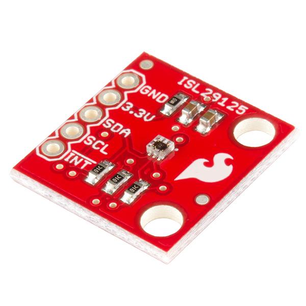 Модуль датчика RGB SEN-12829 (ISL29125)