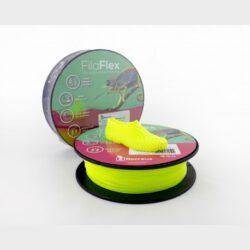 Пластик Filaflex флюоресцентный жёлтый
