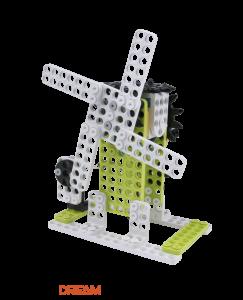 ROBOTIS DREAM LEVEL 1: Ветряная мельница