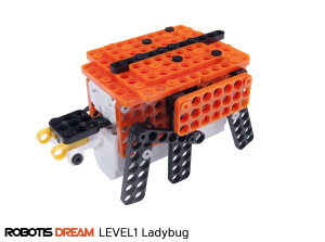 ROBOTIS DREAM LEVEL 1: Божья коровка