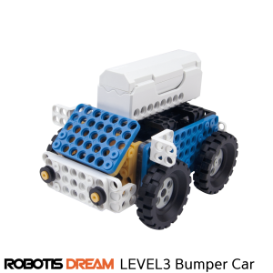 ROBOTIS DREAM LEVEL 3: Авто с бампером