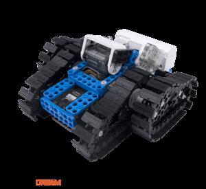 ROBOTIS DREAM LEVEL 4: Военный робот