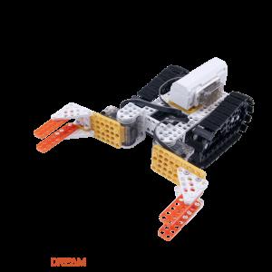 ROBOTIS DREAM LEVEL 4: Робот-перевозчик