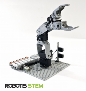 Конструктор ROBOTIS STEM LEVEL 2