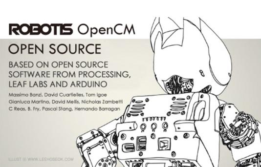 OpenCM IDE,