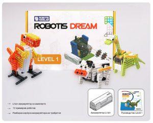 Конструктор ROBOTIS DREAM LEVEL 1 KIT
