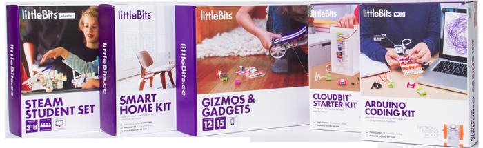 Конструктори LittleBits