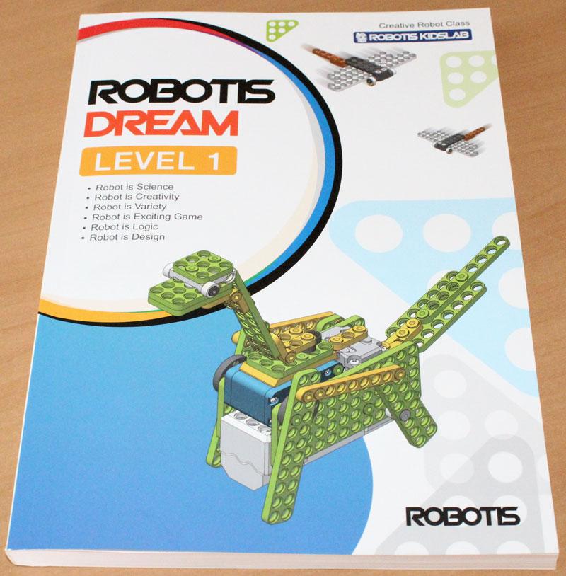 Руководство ROBOTIS DREAM