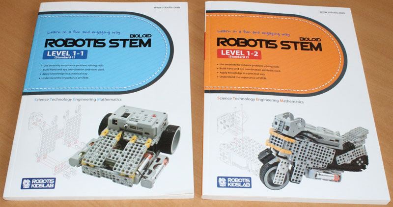 Руководство ROBOTIS STEM