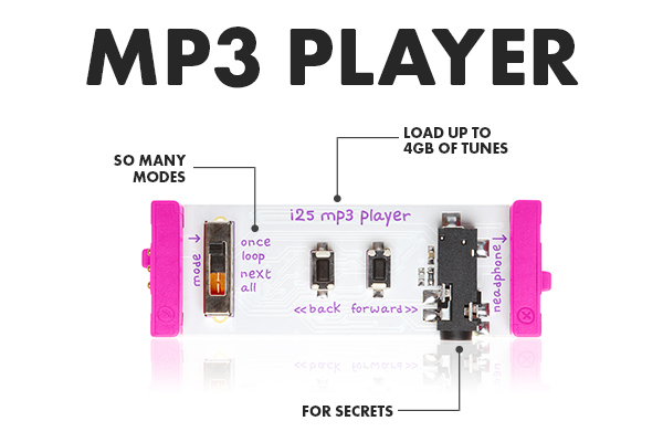 LittleBits Smart Home Kit