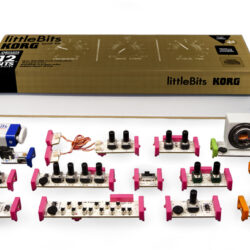 Обучающий конструктор LittleBits Synth Kit
