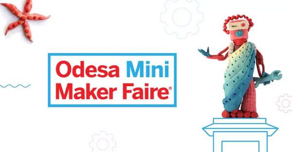 MiniMakerFaire Одесса 2016