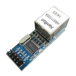 ENC28J60 Ethernet модуль