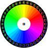 Смешивание основных цветов