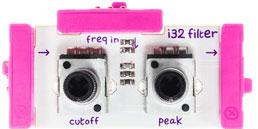 "Модуль littleBits i32 ""filter"""