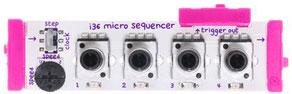 Модуль littleBits i36 - микросеквенсер