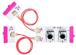 "Модуль littleBits i37 ""mix"""