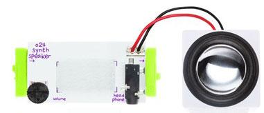 "Модуль littleBits o24 ""speaker"""