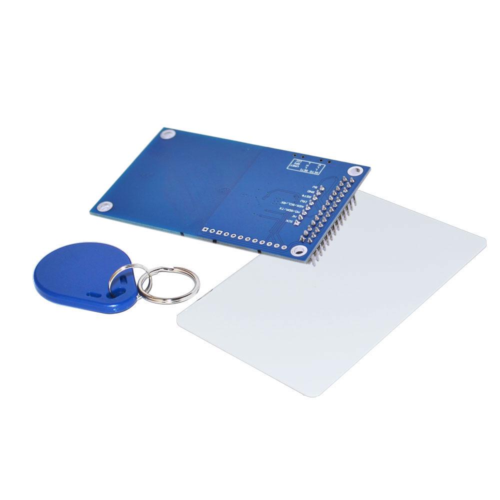 Комплект NXP PN532 NFC-ридер + карта + брелок