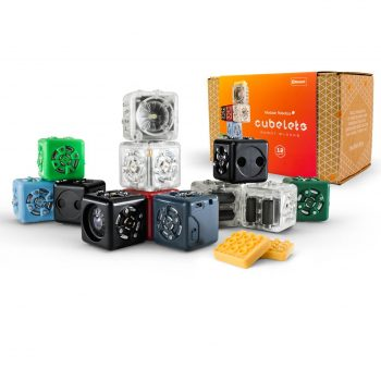 Cubelets Twelve Kit (12 модулей)