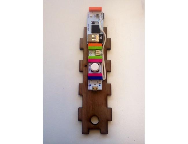 Проект littleBits: дверний дзвінок з SMS оповіщенням
