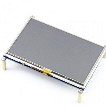 """Дисплей 5"""" сенсорный HDMI 800x480"""