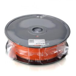 Пластик PLA для 3D-принтера (оранжевый)