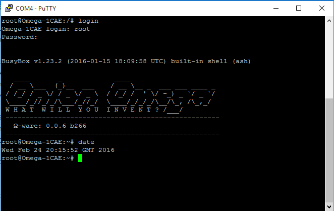 onion omega busybox