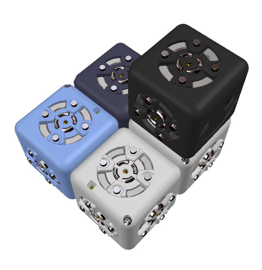 Cubelets Blockly, завдання #2: Додавання частин