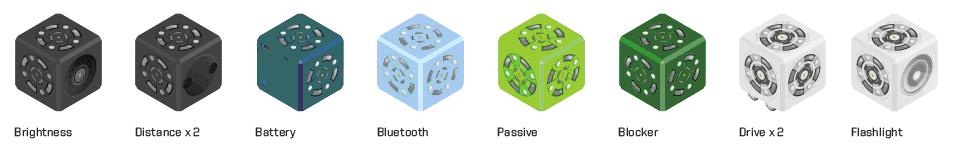 Набір Cubelets для вивчення