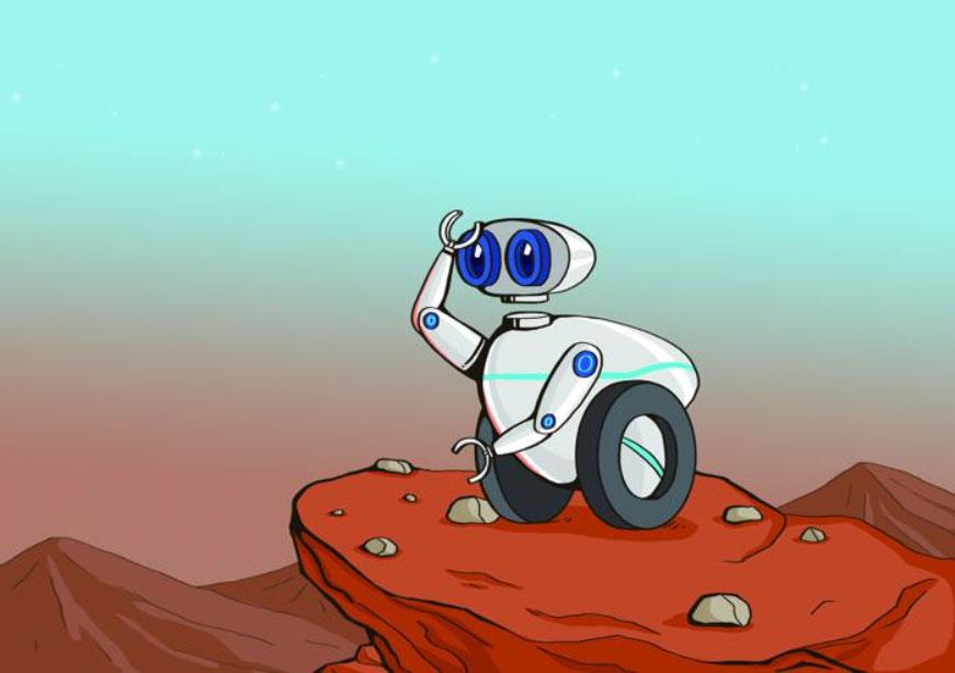 Пригоди Марка на Марсі з Makeblock Ranger. Глава 10: Цілі навчання
