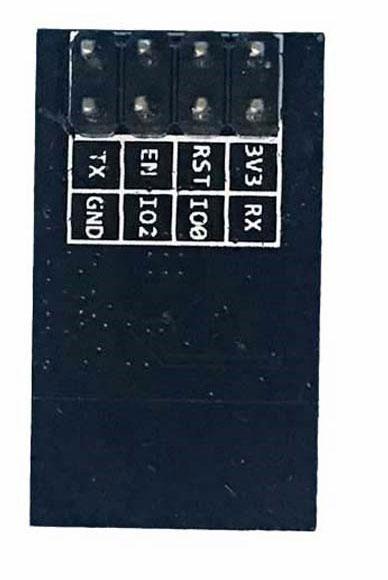 Выводы модуля ESP-1
