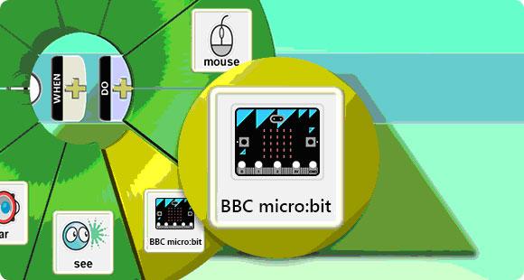 Micro:bit + Kodu
