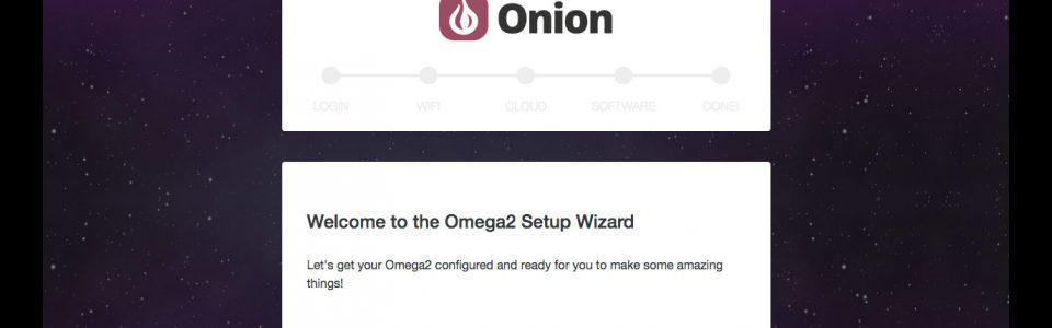 Майстер налаштувань Omega