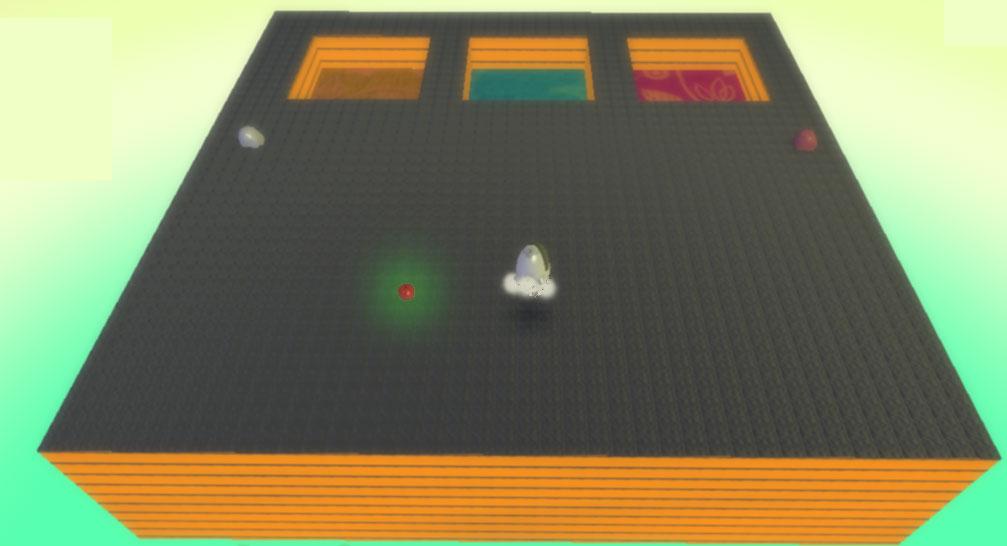 Micro:bit + Kodu, Резервуари - Крок 2: Додайте об'єкти