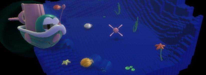 Micro:bit + Kodu, проект 6: Підводне дослідження