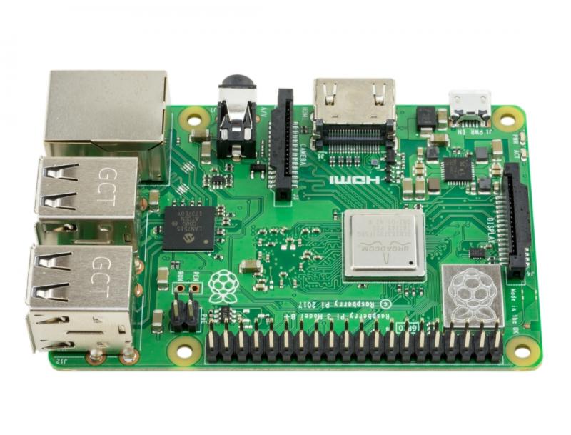 Hyperpie raspberry pi 3 b+