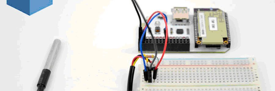 Omega2 + AWS IoT – Моніторинг датчика температури