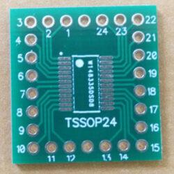 Плата макетна TSSOP-24