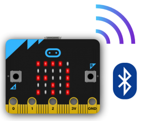Bluetooth microbit