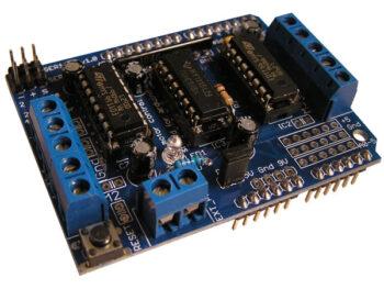 Arduino Motor & Servo Shield