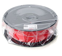 Пластик PLA 1.75 мм красный